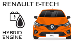 E-TECH Hybrid The first step into electrification