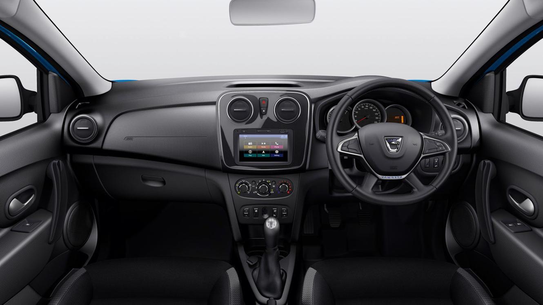 laur ate model prices sandero stepway dacia new cars rightcar. Black Bedroom Furniture Sets. Home Design Ideas