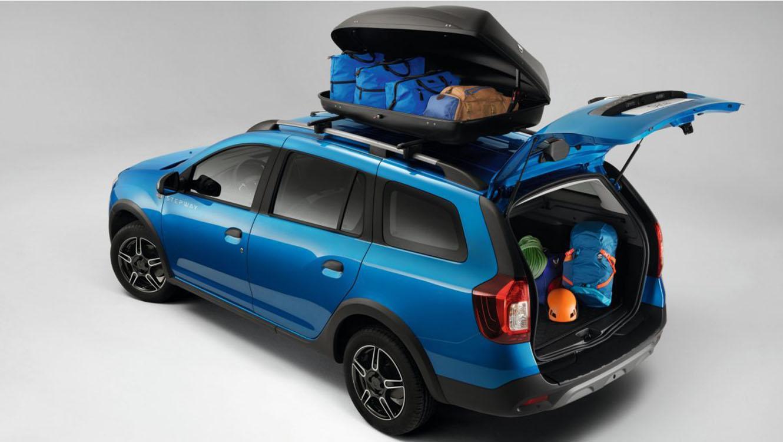 New Dacia Logan Mcv Stepway Comfort For Sale At Right Car